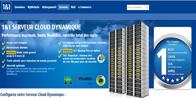 f076e218c5b 1and1 Cloud - Avis sur les plans Ionos Cloud