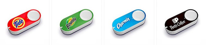 boutons Amazon Dash